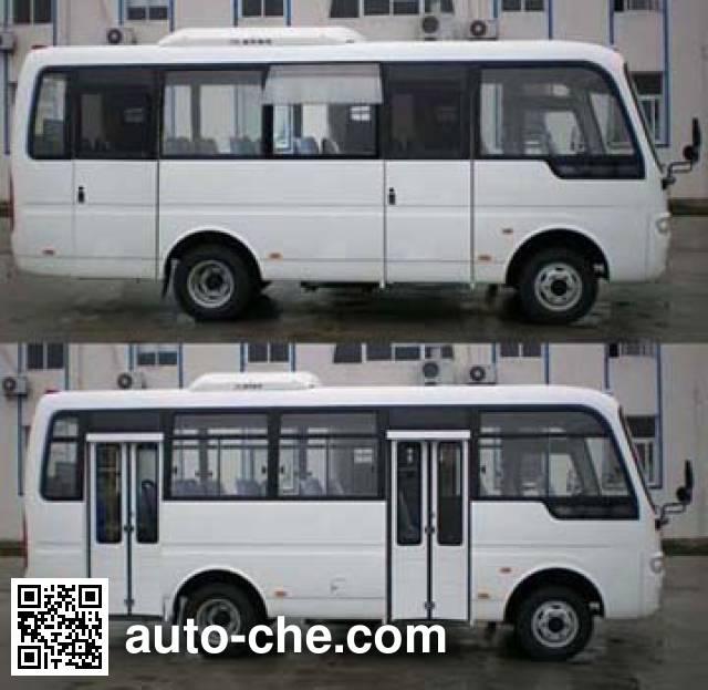 King Long XMQ6668AGD4 city bus