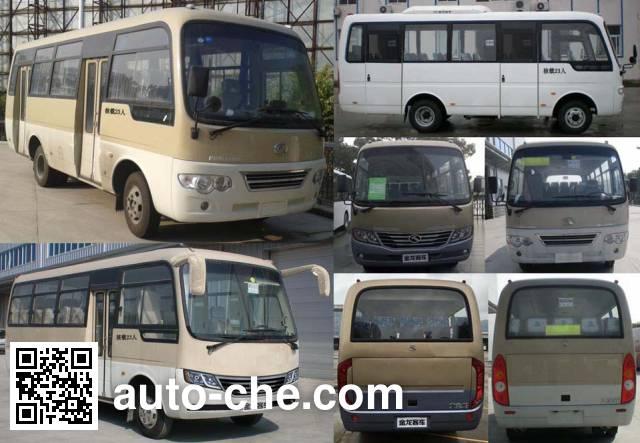 King Long XMQ6668AYD5D bus