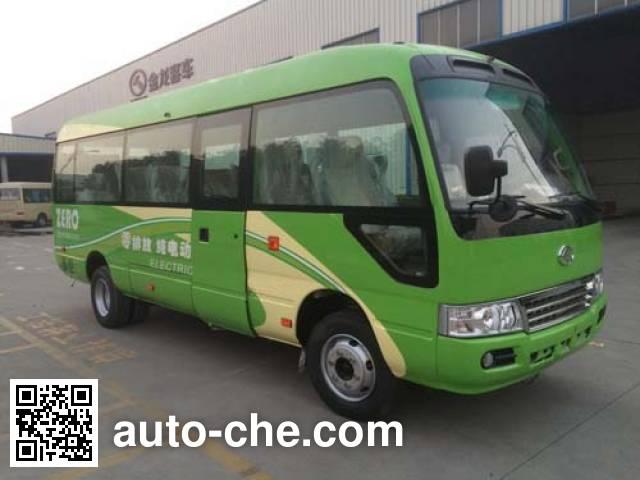 金龙牌XMQ6706BGBEVL纯电动城市客车