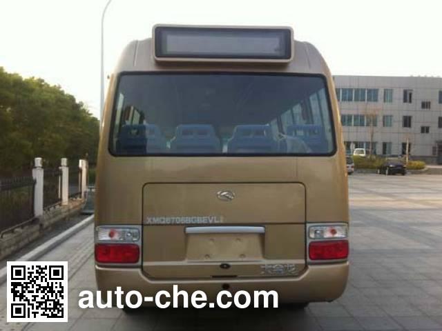 King Long XMQ6706BGBEVL2 electric city bus