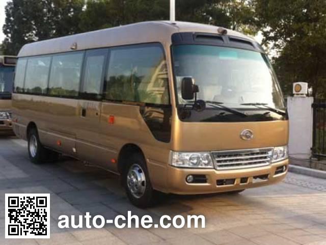 金龙牌XMQ6706BYBEVL1纯电动客车