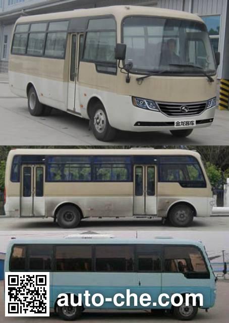 King Long XMQ6728AGN5 city bus