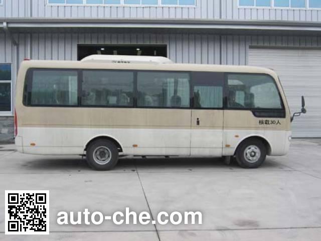 King Long XMQ6728AYD4D bus
