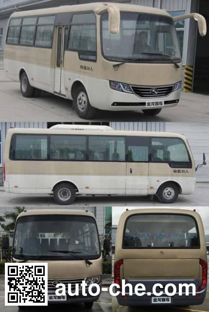 King Long XMQ6728AYD5D bus