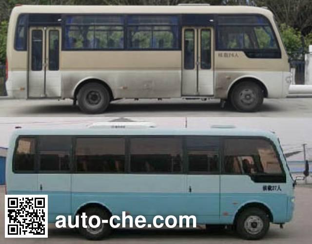 King Long XMQ6728AYN5D bus