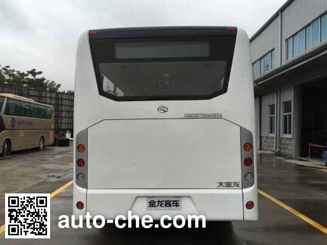 金龙牌XMQ6730AGD4城市客车