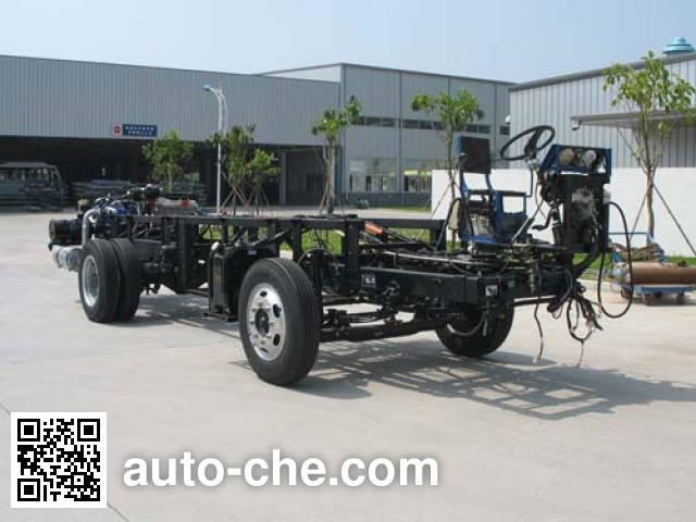 King Long XMQ6780RHEVD5 hybrid bus chassis