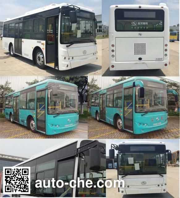 King Long XMQ6802AGBEVL1 electric city bus