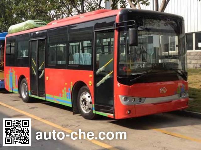 King Long XMQ6802AGCHEVD51 hybrid city bus