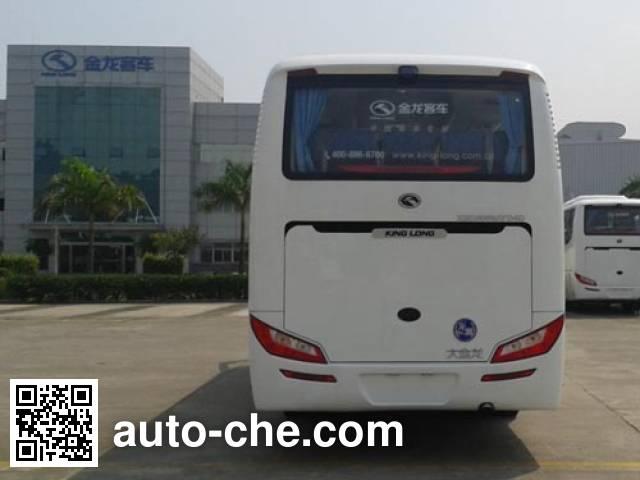 金龙牌XMQ6802AYD5C客车