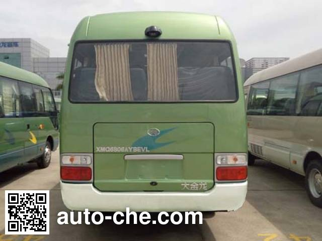 King Long XMQ6806AYBEVL1 electric bus