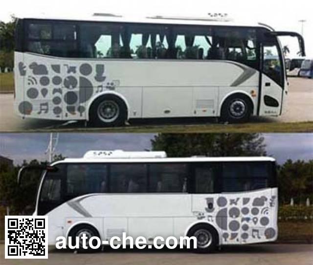 King Long XMQ6821CYBEVL electric bus