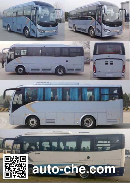 King Long XMQ6821CYBEVL2 electric bus