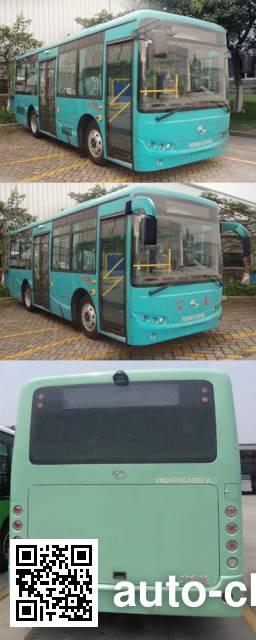 King Long XMQ6850AGBEVL1 electric city bus