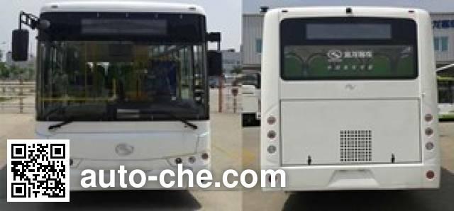 King Long XMQ6850AGBEVL2 electric city bus