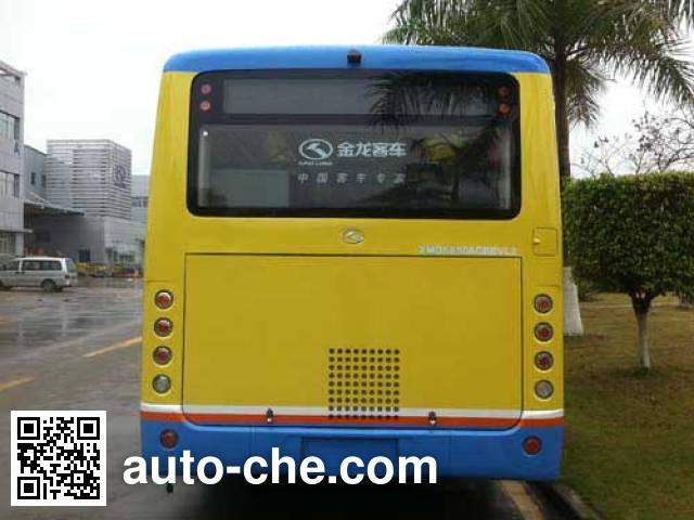 金龙牌XMQ6850AGBEVL3纯电动城市客车