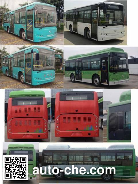 金龙牌XMQ6850AGCHEVN51混合动力城市客车