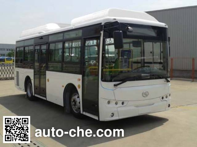 King Long XMQ6850BGBEVD2 electric city bus