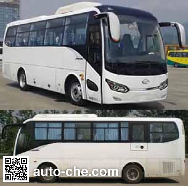 King Long XMQ6859AYN5D bus