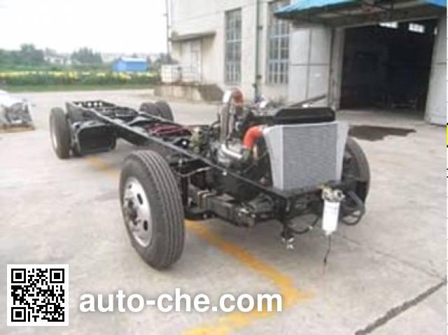 King Long XMQ6863RD5 bus chassis