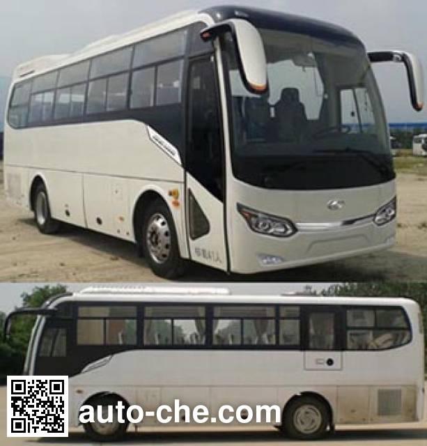 金龙牌XMQ6898AYD4B客车