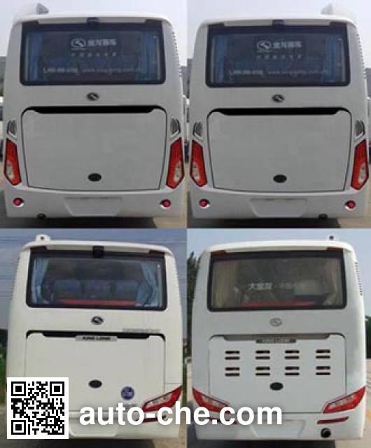 金龙牌XMQ6902AYD4D客车