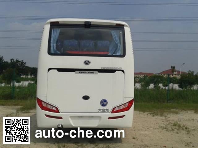 King Long XMQ6898AYD5C bus
