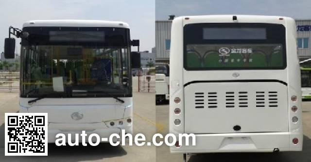 金龙牌XMQ6931AGD5城市客车
