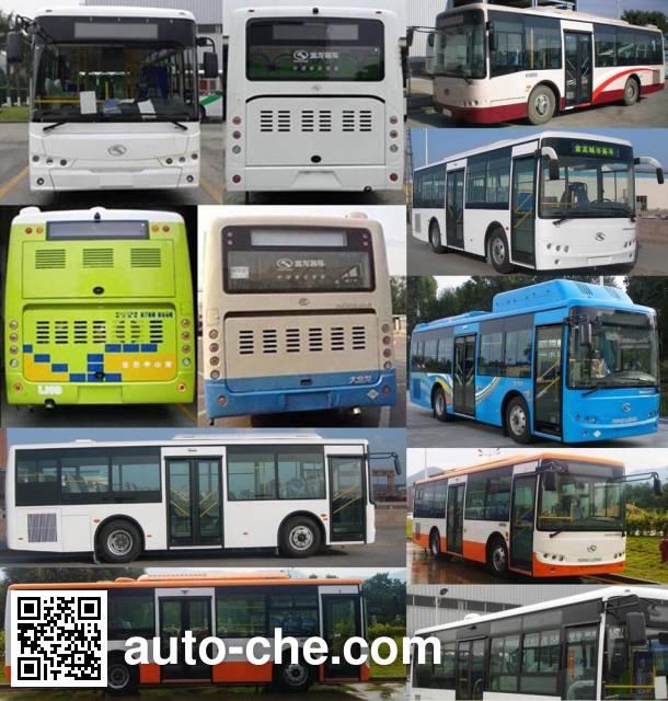 King Long XMQ6900AGN5 city bus