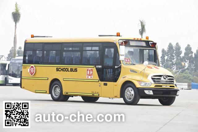 King Long XMQ6900BSD41 preschool school bus
