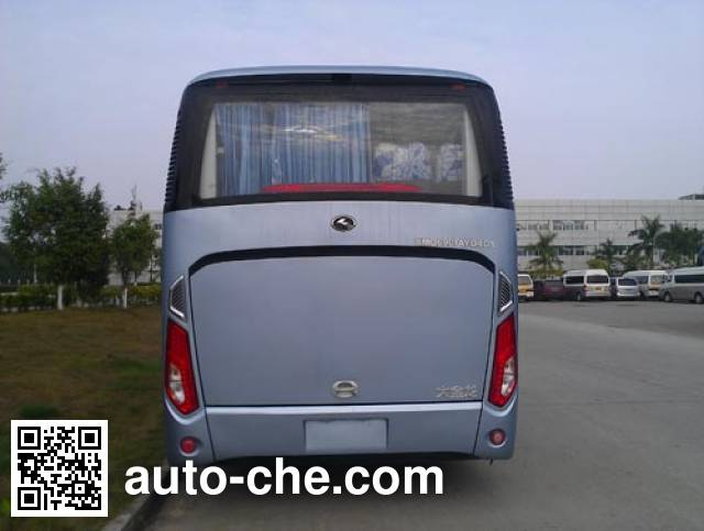 金龙牌XMQ6901AYD5D客车
