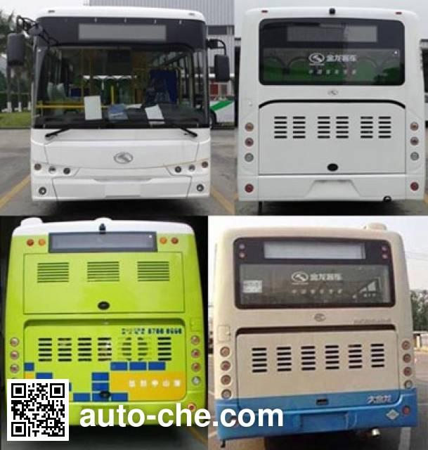 King Long XMQ6931AGN5 city bus