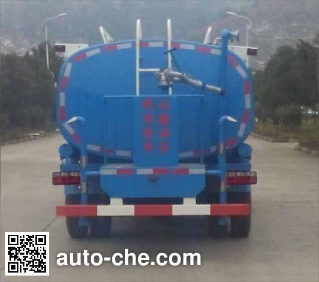 Yuanshou XNY5110GSSD4 sprinkler machine (water tank truck)