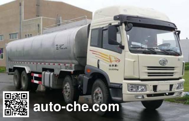 Hachi XP5310GYS liquid food transport tank truck