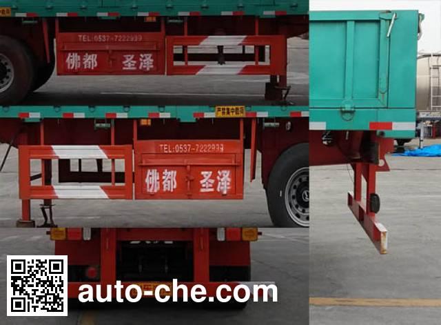 Fodu Shengze XQF9400 trailer