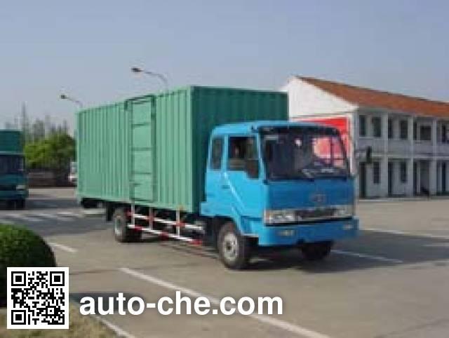 Jinnan XQX5095XXYL4H box van truck