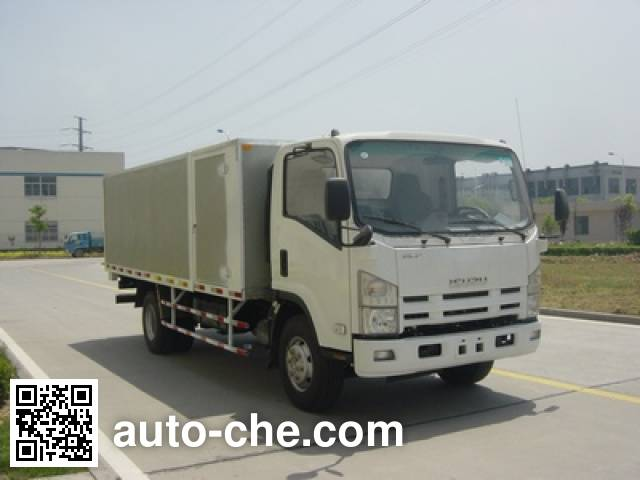 Jinnan XQX5100XYK wing van truck