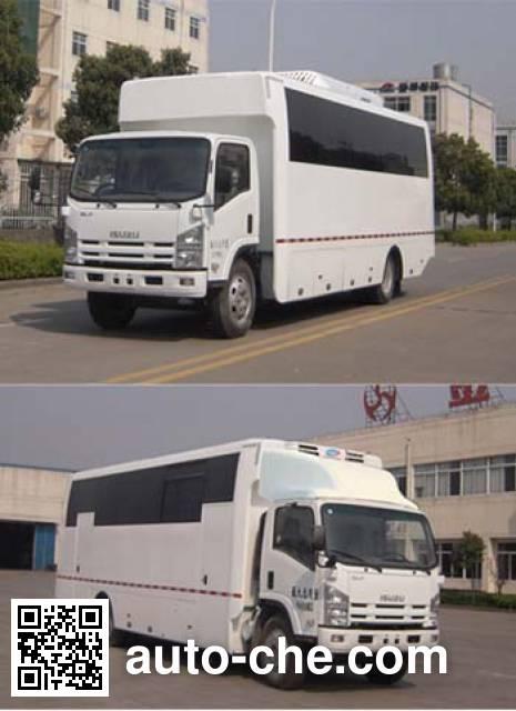 Jinnan XQX5100XYL4 medical vehicle