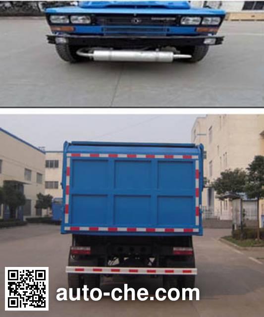 Jinnan XQX5110ZLJ4 dump garbage truck