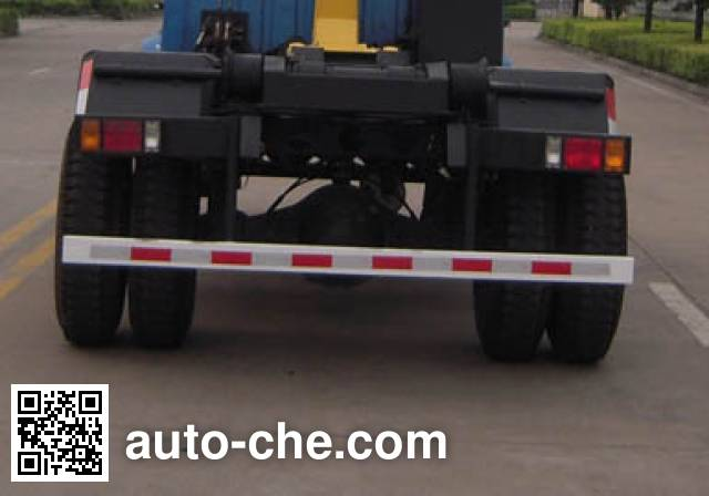 Jinnan XQX5110ZXX4 detachable body garbage truck