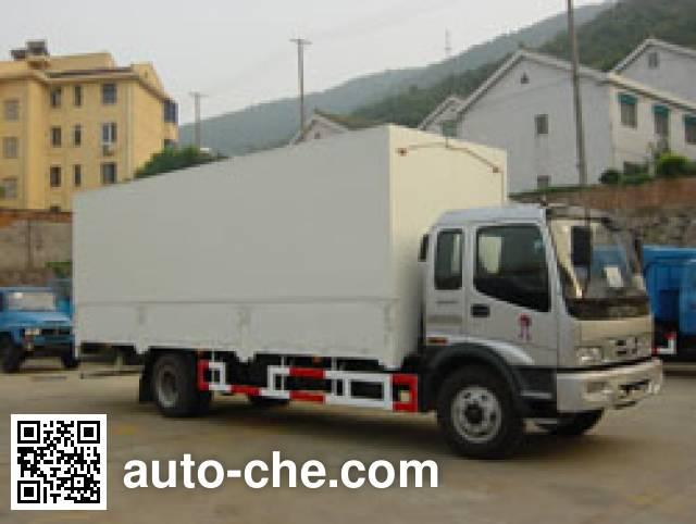 Jinnan XQX5145XYK wing van truck