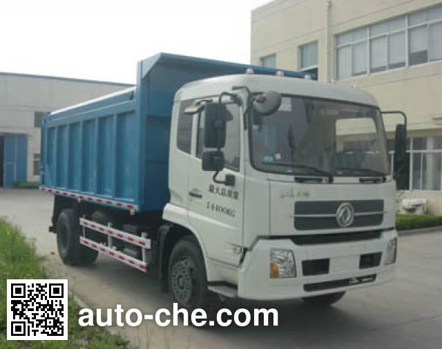 Jinnan XQX5150ZLJF3 sealed garbage truck
