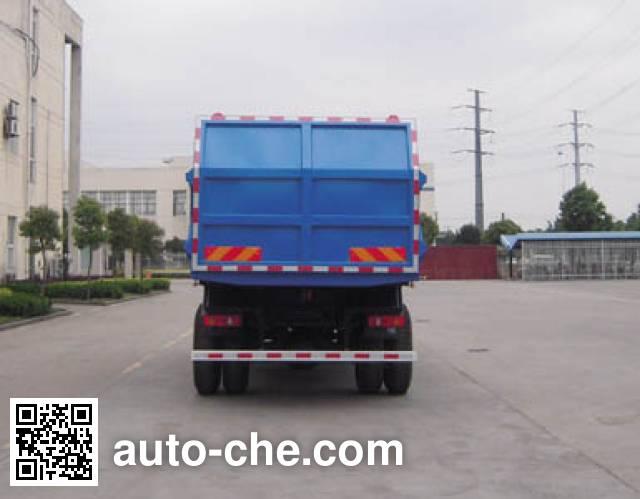 Jinnan XQX5160ZLJ4 dump garbage truck