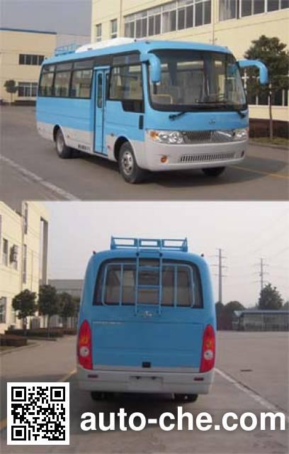 金南牌XQX6720D4Y客车