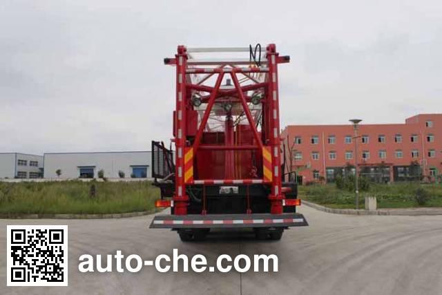 Xishi XSJ5232TXJ well-workover rig truck