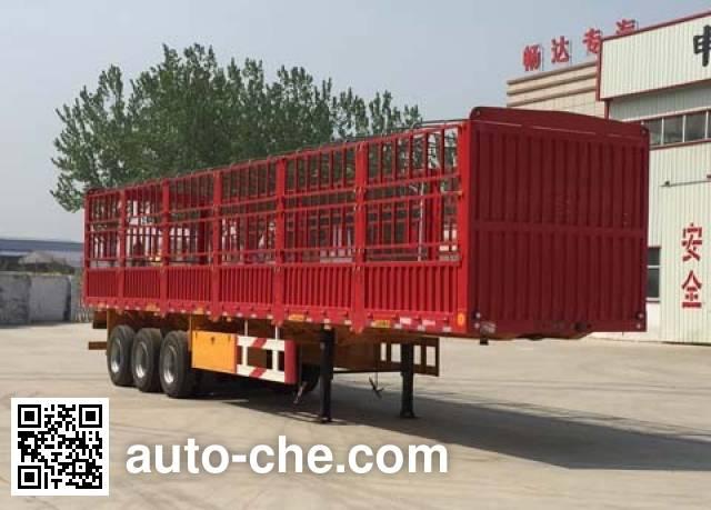 Nisheng XSQ9380CCY stake trailer