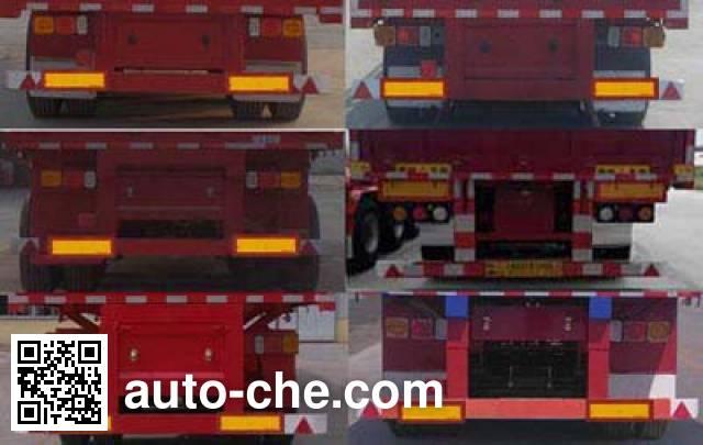 Nisheng XSQ9400TPB flatbed trailer