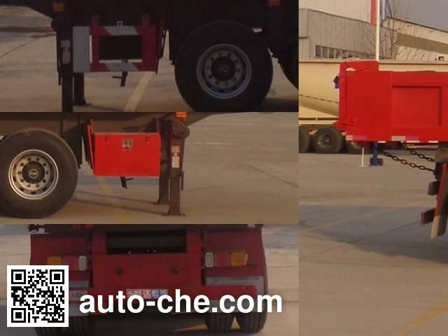 Nisheng XSQ9400ZHX dump trailer