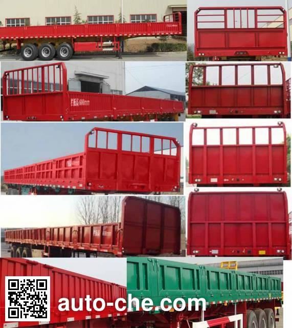 Nisheng XSQ9400ZD dump trailer