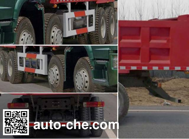 Xianda XT3310ZZ46EL dump truck